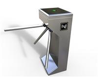 智能刷卡人行通道闸机 不锈钢桥式三辊闸厂家 小区工地门禁闸机